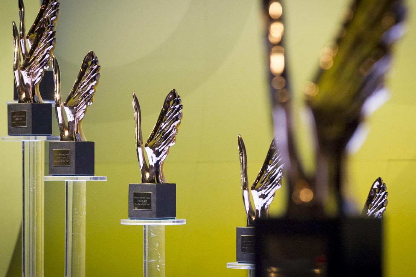 Zwei Merkur Awards